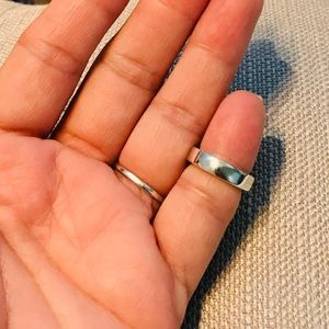 Gucci Jewelry - Gucci GG Thick 925 Sterling Silver Ring size 4.5